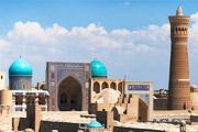 Vacation in Uzbekistan
