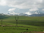 Aragats mountain, Armenia