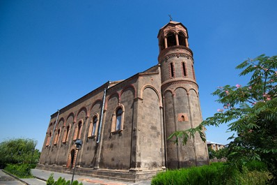 St. Mesrop Mashtots Church