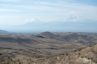 Ararat Plain, Ararat Mountain, Armenia