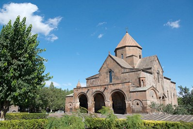 St. Gayane Church, Vagharshapat, Armenia