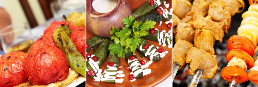 Топ-11 вкуснейших национальных блюд Армении | Вкусная Армения