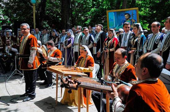 Music as part of armenian culture