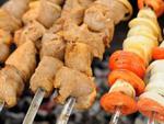 Armenian cuisine - shashlik