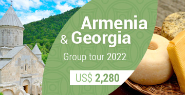 Small Group Georgia & Armenia Tour 2021
