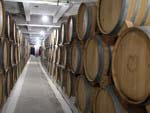 Winemaking traditions in Armenia - casks for cognac and wine