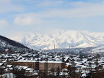 Winter holidays in Armenia - New Year's Day