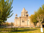 Summer Holidays in Armenia - The Holiday of Holy Etchmiadzin
