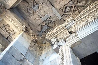 Temple of the Sun, Garni, Armenia