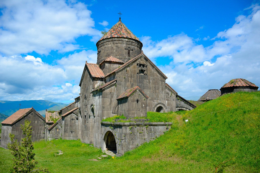 Armenia has some of the best walking trails in Europe