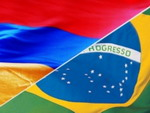 Visa free travel introduced between Armenia and Brazil