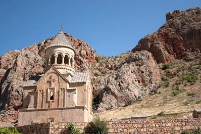 Noravank Monastery, Vayots-Dzor