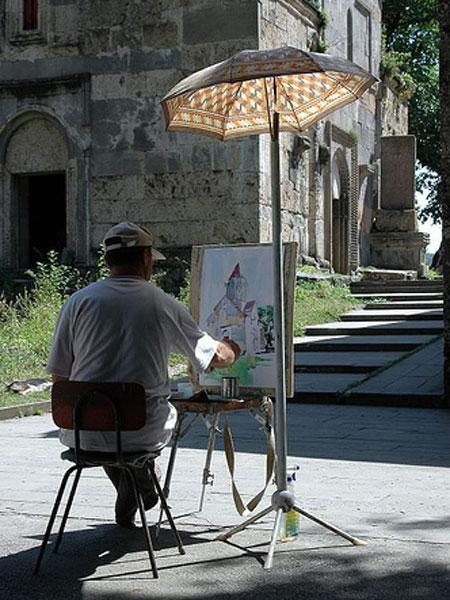культура живописи: