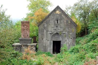 Sanahin Monastery, Lori, Armenia