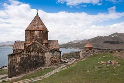 Sevanavank Monastery in Sevan