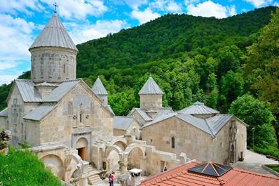 Монастырь Агарцин, Тавуш, Армения
