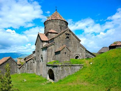 Caucasus Temples: Armenia & Georgia Tour