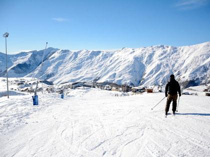 Caucasus Ski Tour: Azerbaijan, Georgia, Armenia