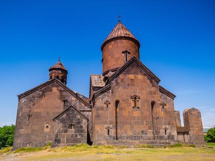 Armenia one-day tour: Oshakan, Amberd, Karmravor, Saghmosavank
