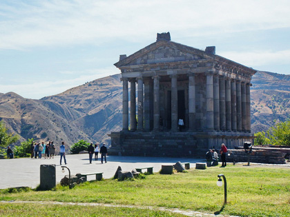 Garni and Geghard Tour