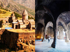 Small Group Georgia and Armenia Tour 2017-2018