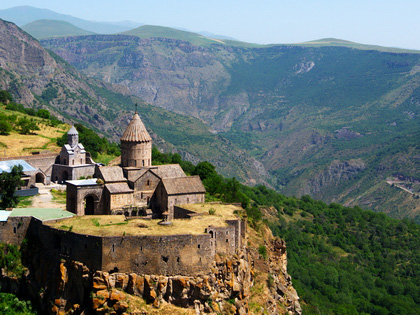 2-day Tour to Tatev Monastery