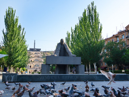 Yerevan and Its Vicinities 3-Day Tour
