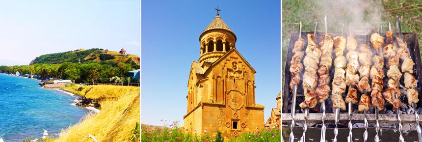 Vacation in Armenia