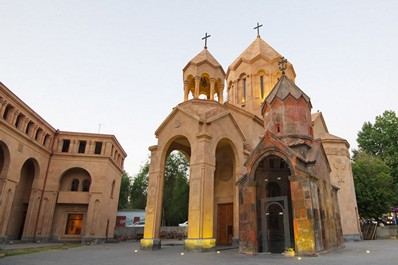 St. Katogike Church, Yerevan