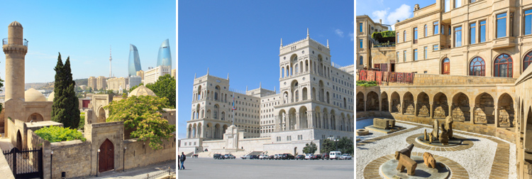 Baku One Of The Most Beautiful Cities In The World - Where is baku