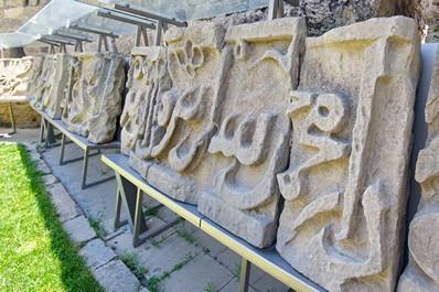 Bayil Castle, Baku