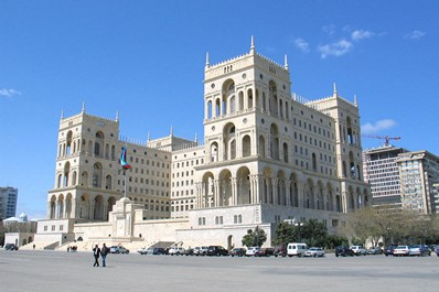 Government House, Baku, Azerbaijan