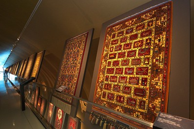 Museum of Azerbaijani Carpets and Applied Arts, Baku