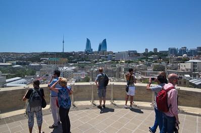 Gyz Galasy, Baku