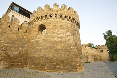 Icheri Sheher, Baku