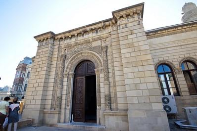 Juma Mosque, Baku