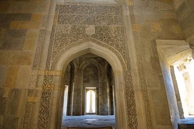 Shirvanshah Palace, Baku