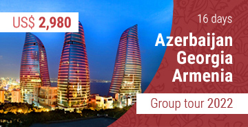 Caucasus Group Tour 2021-2022