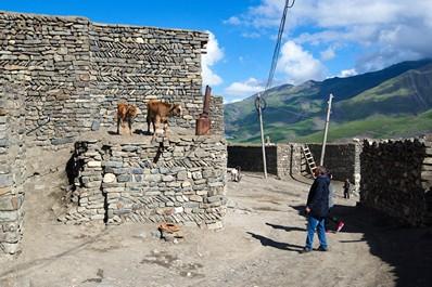 Khinalug, Quba district