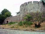 Новая Шекинская крепость, Шеки