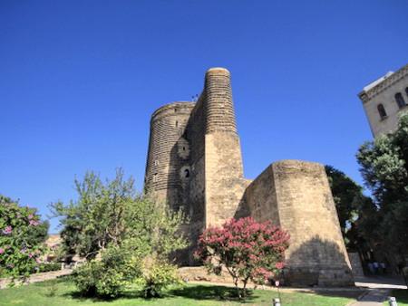 Maiden tower baku essays