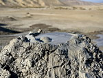 Mud volcanoes, Gobustan