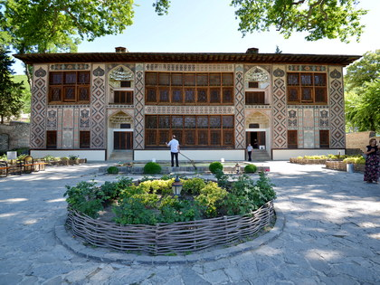 Tour to Sheki and Lahij: Maraza village, Lahij, Sheki, Kish, Shamakha
