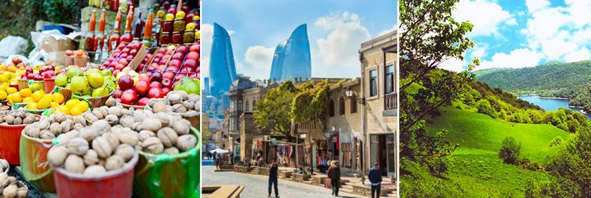Vacation in Azerbaijan