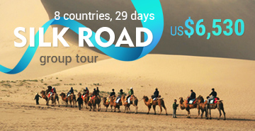 Silk Road Group Tour 2021-2022