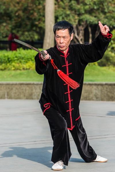китайские мастера боевые искусства применение