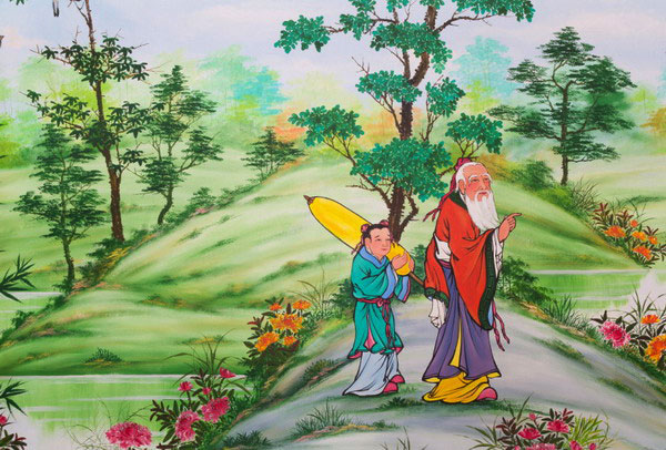Chinese Painting - History and tradition