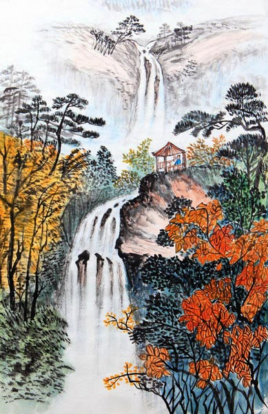 Arts In China Painting