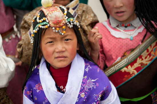 Chinese ethnic clothing