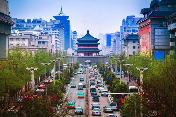 Shaanxi Province - Travel Guide